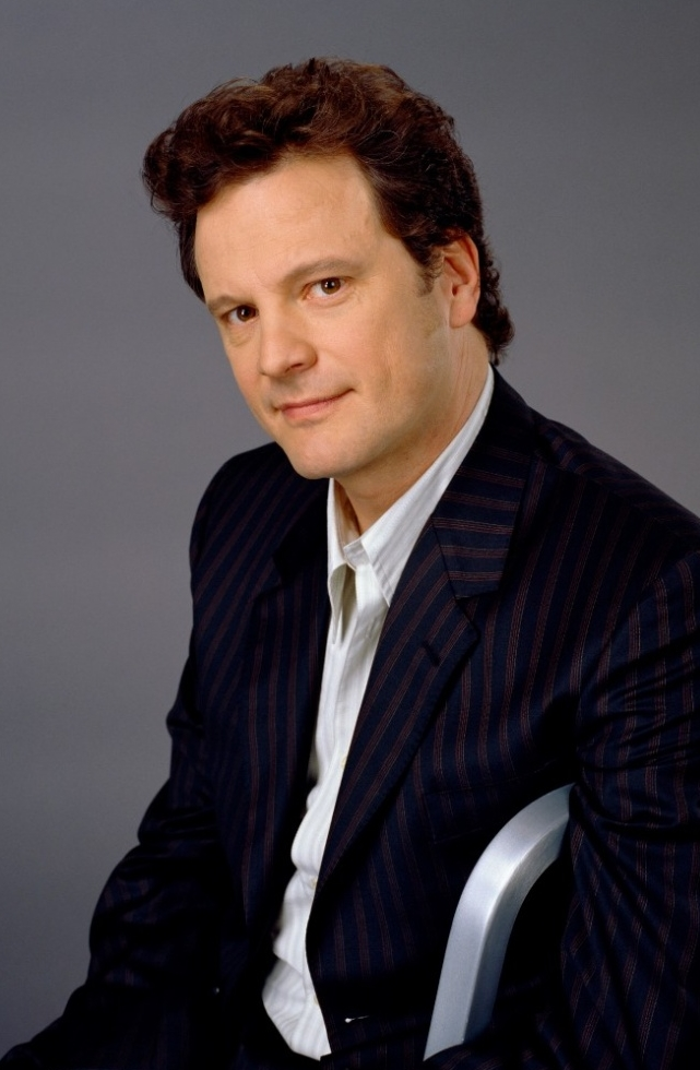 Colin Firth Happy Marr...