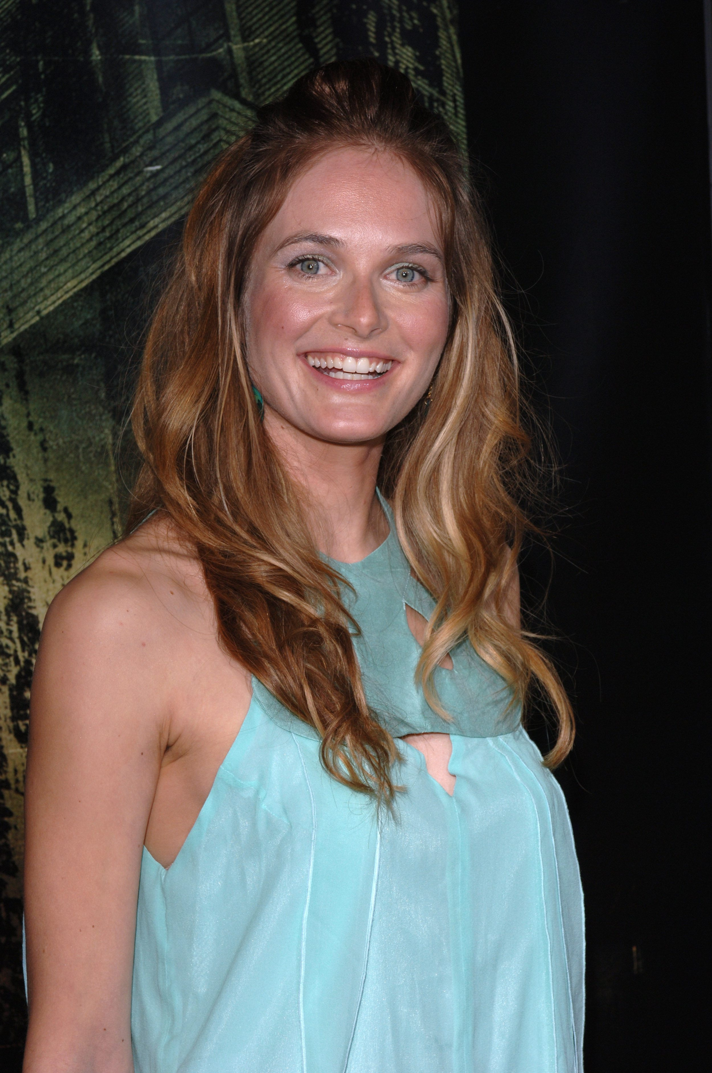 The 41-year old daughter of father (?) and mother(?), 173 cm tall Rachel Blanchard in 2017 photo