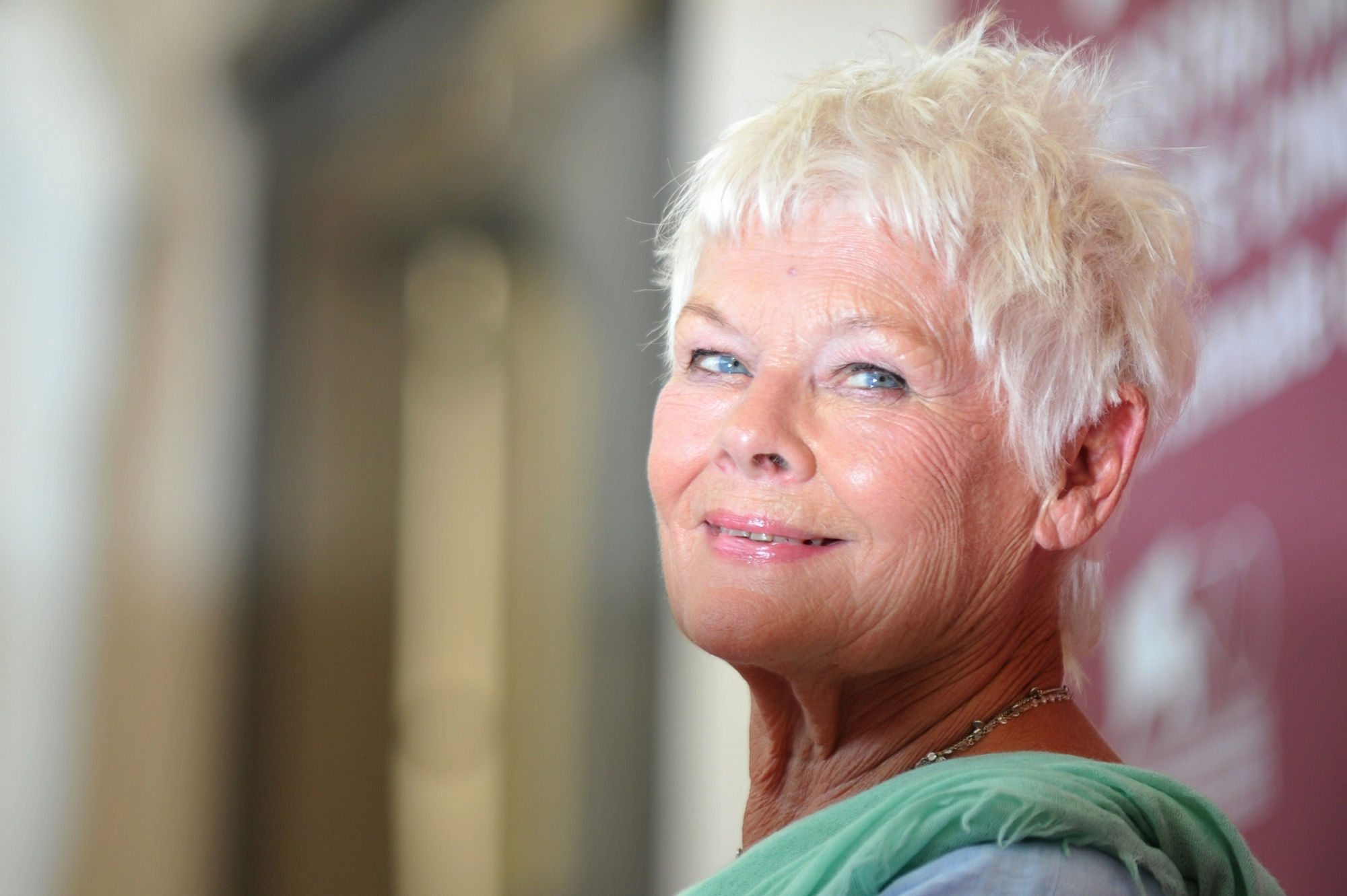 Printable Pictures Of Judi Dench Hair Cuts | Short Hairstyle 2013