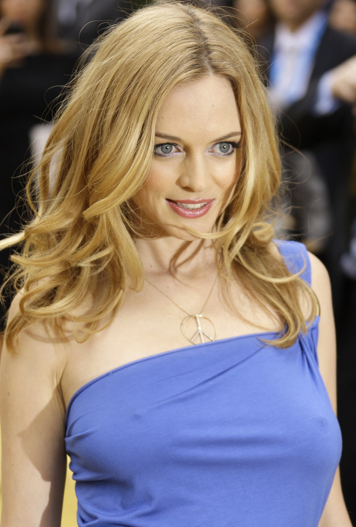 Heather Graham Actor Images & Pictures - Becuo