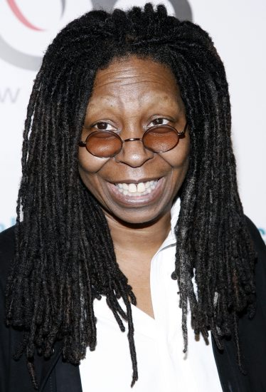 Alvin Louise Martin And Whoopi Poze whoopi goldberg