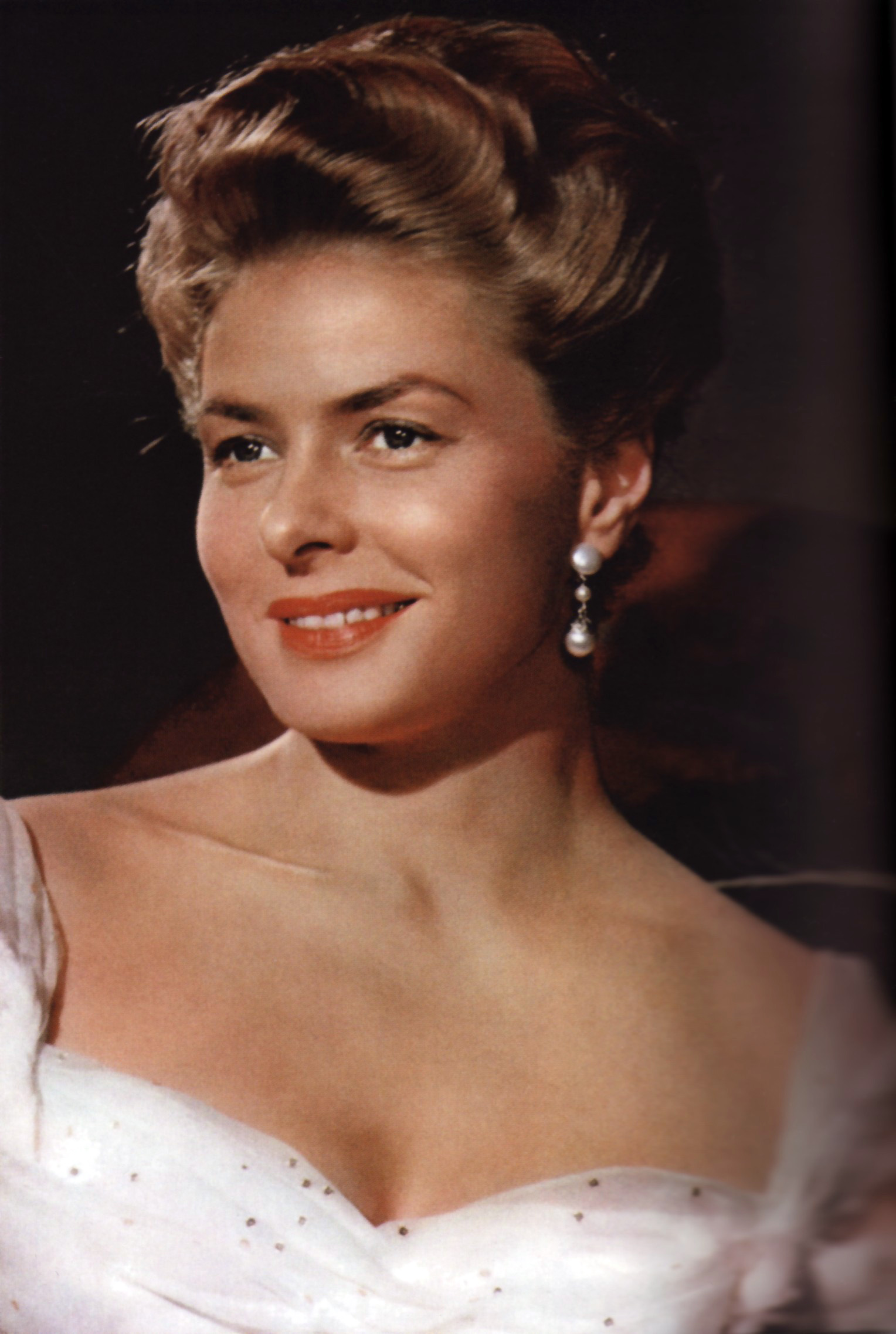 Thread: Classify Swedish-German Actress Ingrid Bergman
