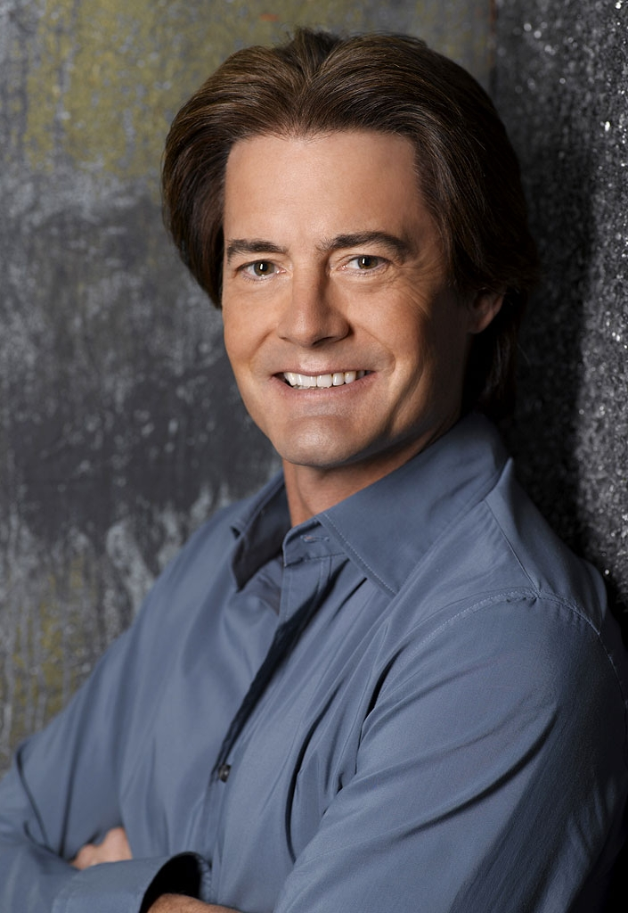 Think, that Actor kyle maclachlan all