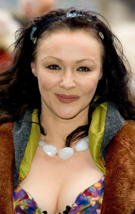 Frances barber in boudica warrior queen 3
