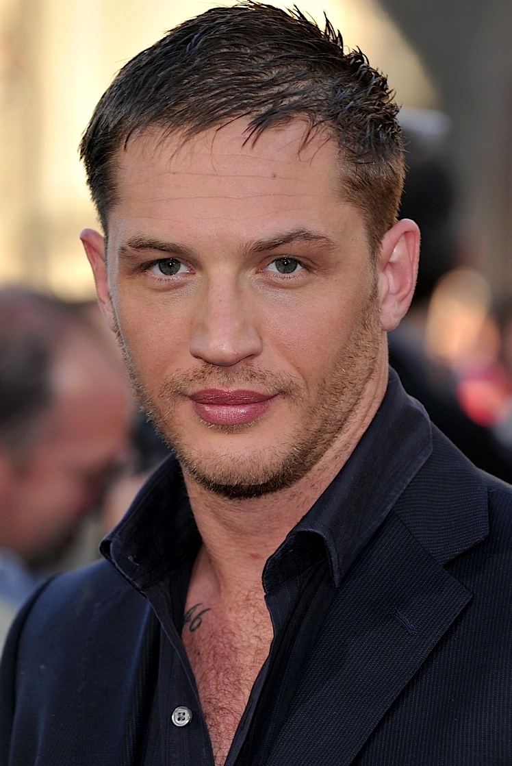 rate Tom Hardy's facial aestehtics / 10 (nohomo ...