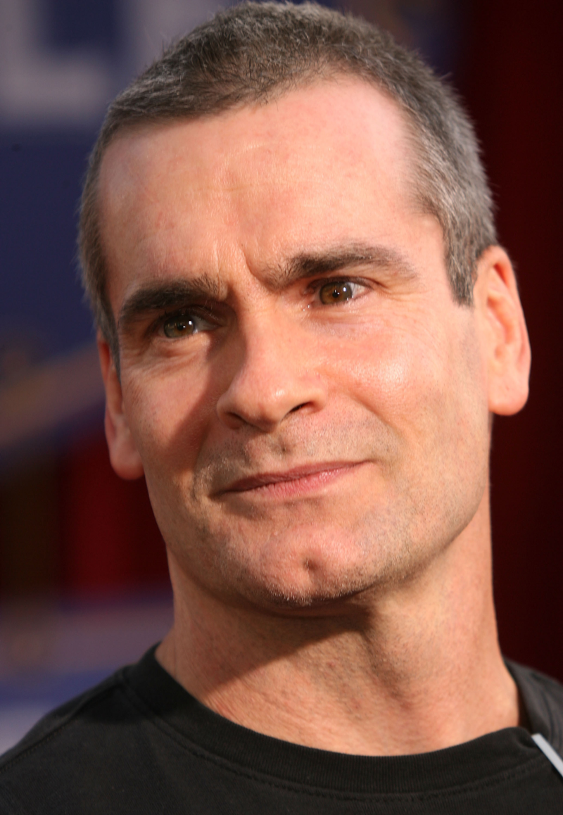 henry rollins 2016