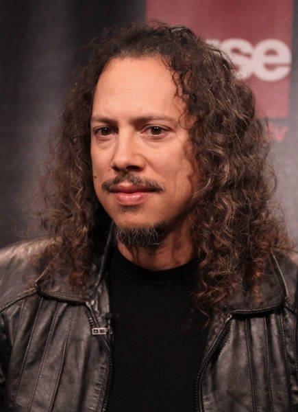 Kirk Hammett - New Photos