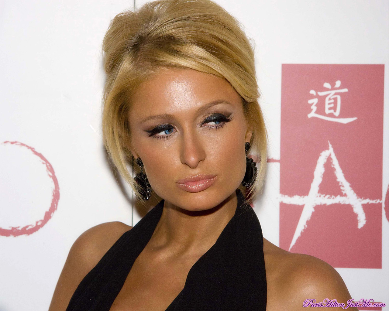 paris hilton 794684l FIFA World Cup 2010 | Nude Chinese Women In Body Paint Show
