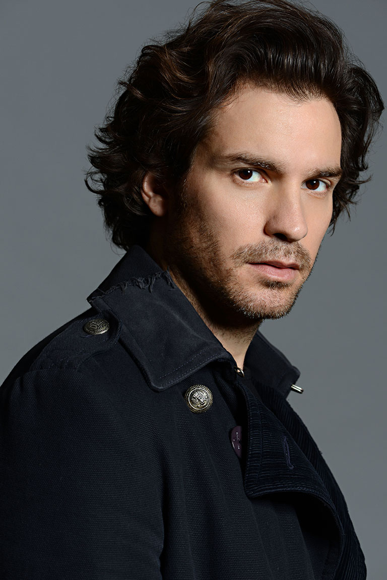 Image result for Santiago Cabrera