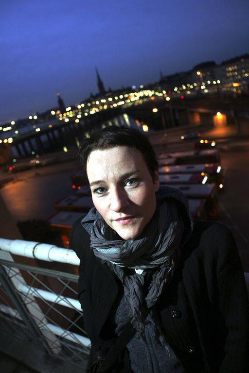 Annika Hallin salary