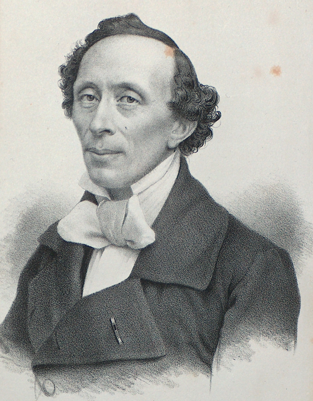 hans christian andersen biografie
