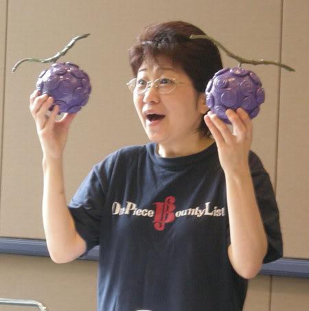 Mayumi Tanaka