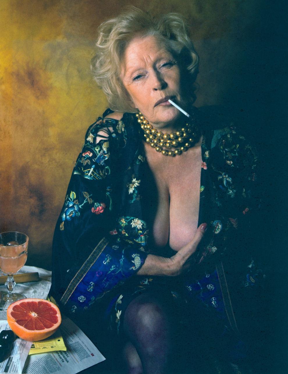 Beata Tyszkiewicz Naked 17