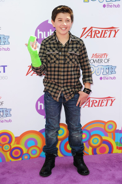 Bradley Steven Perry 2017 Height