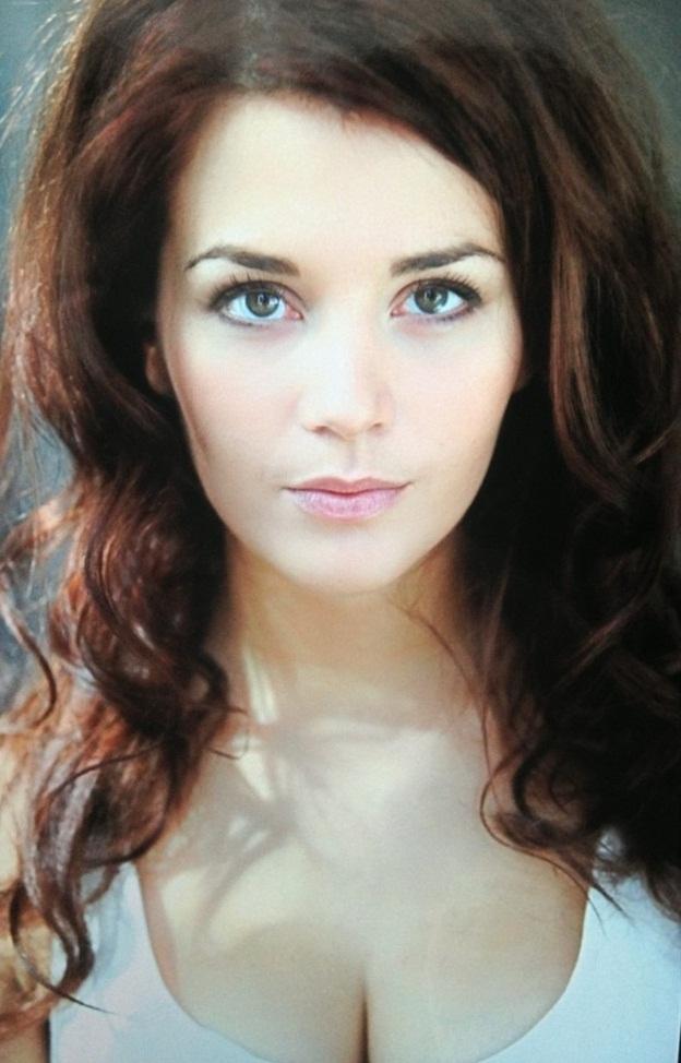 Sarah Bonrepaux naked