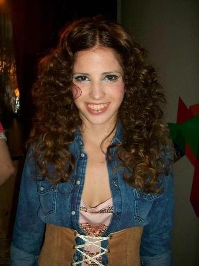 Cristina Valenzuela Violetta Poze Candelaria Molfes...