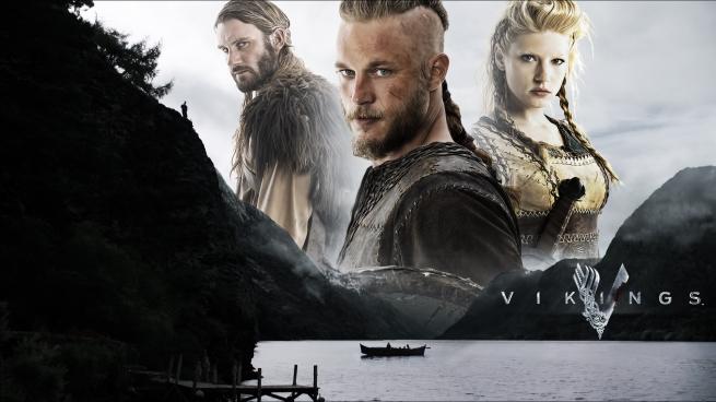 """premieră history: serialul """"vikingii"""", cu cei mai aprigi luptători"""