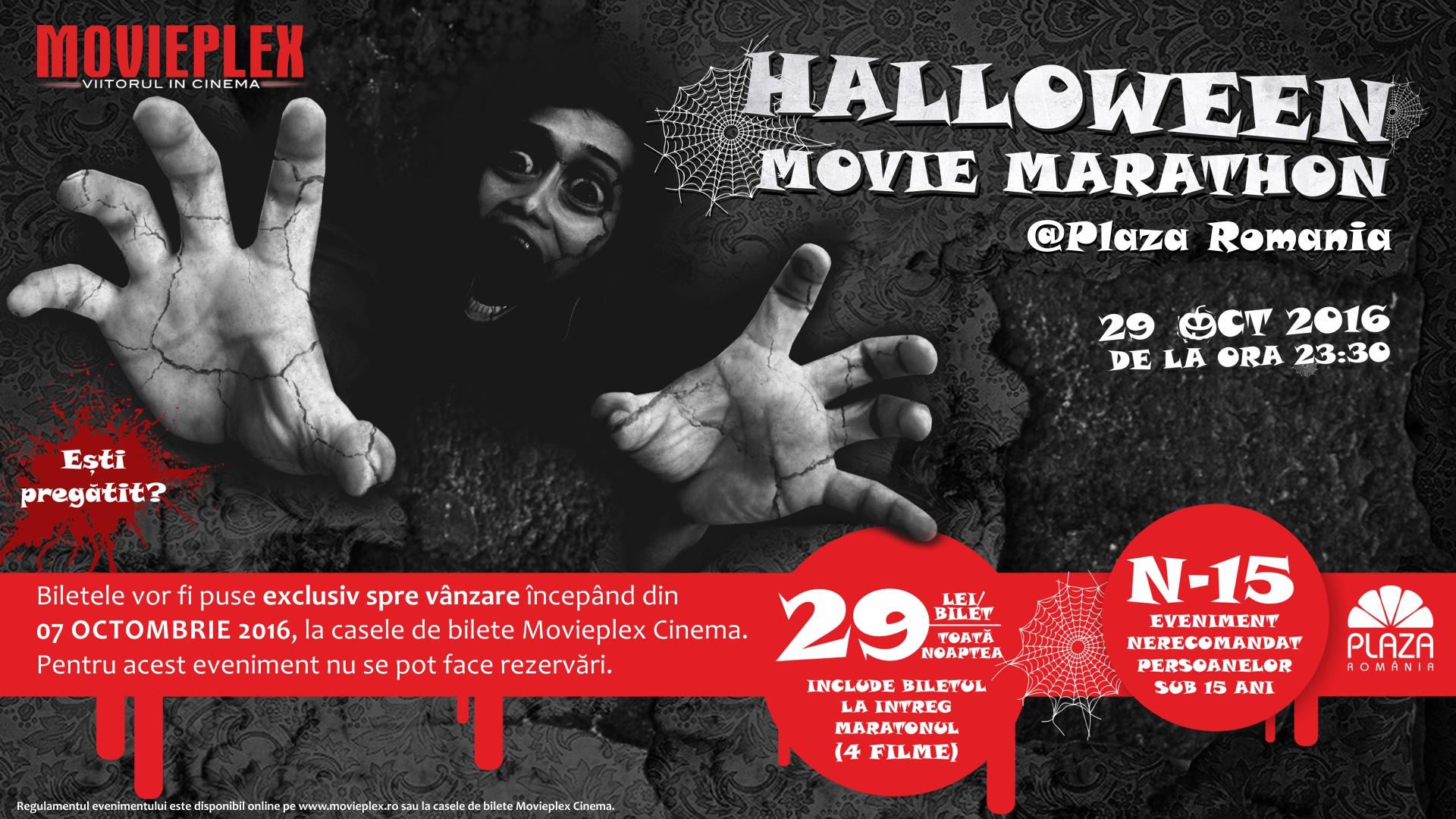 halloween movie marathon - movie forums
