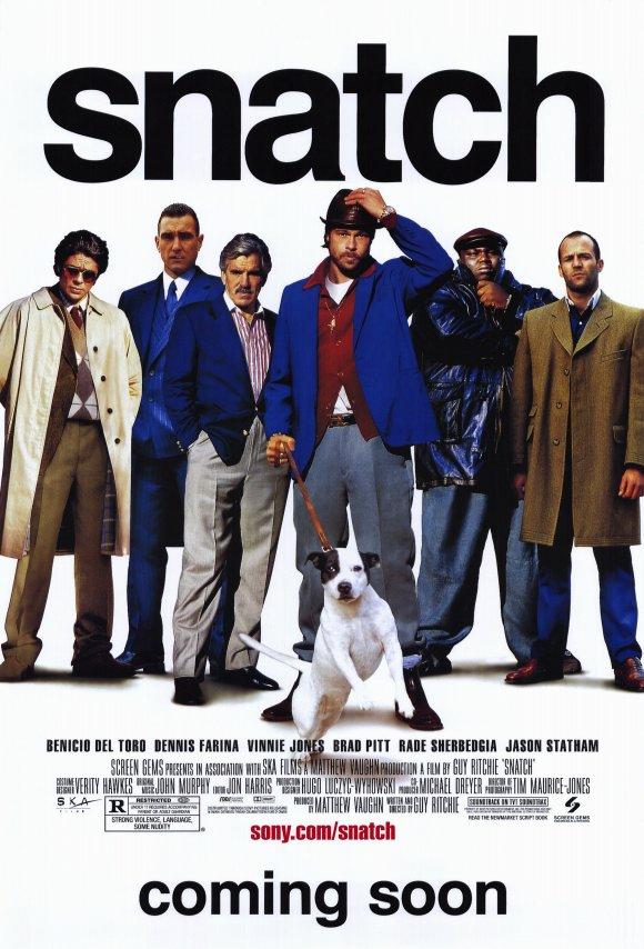 Post Thumbnail of  Snatch – Unde dai şi unde crapă (2000)