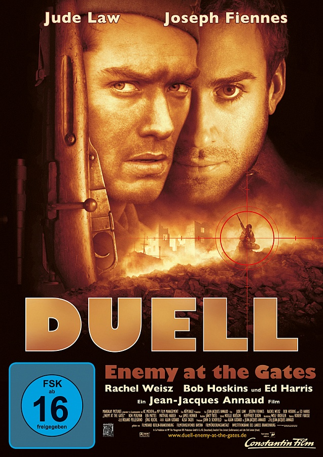 123Netflix - Watch Enemy at the Gates (2001) Online Free