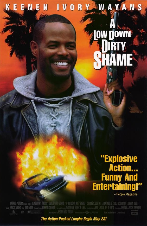 a low down dirty shame shame 1994 film cinemagiaro