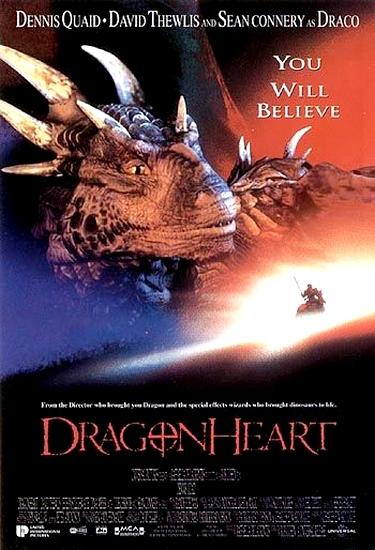 DRAGONHEART - INIMA DE DRAGON (1996)