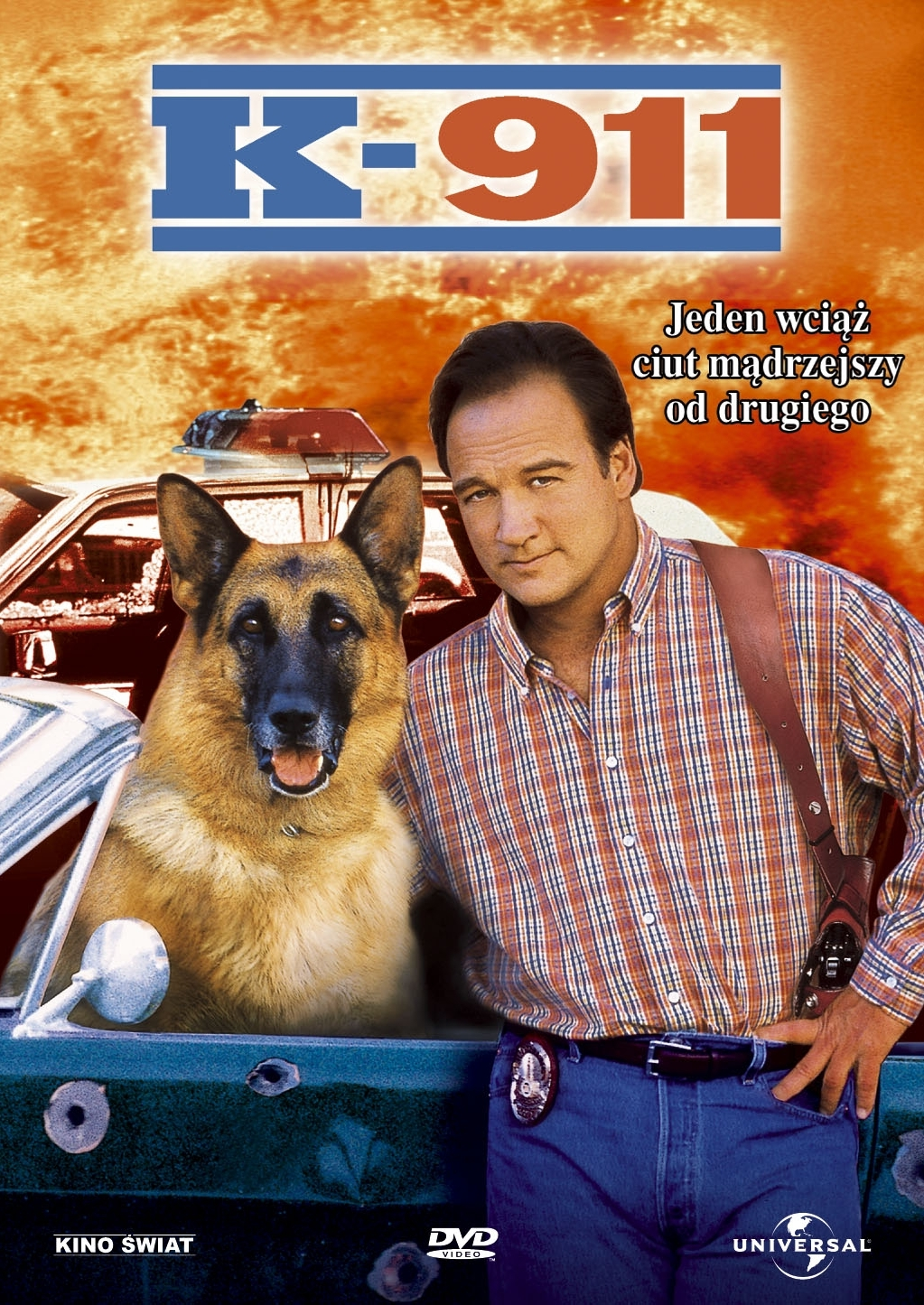 Detective With Dog Movie