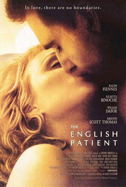 The English Patient-Pacientul Englez (1996)