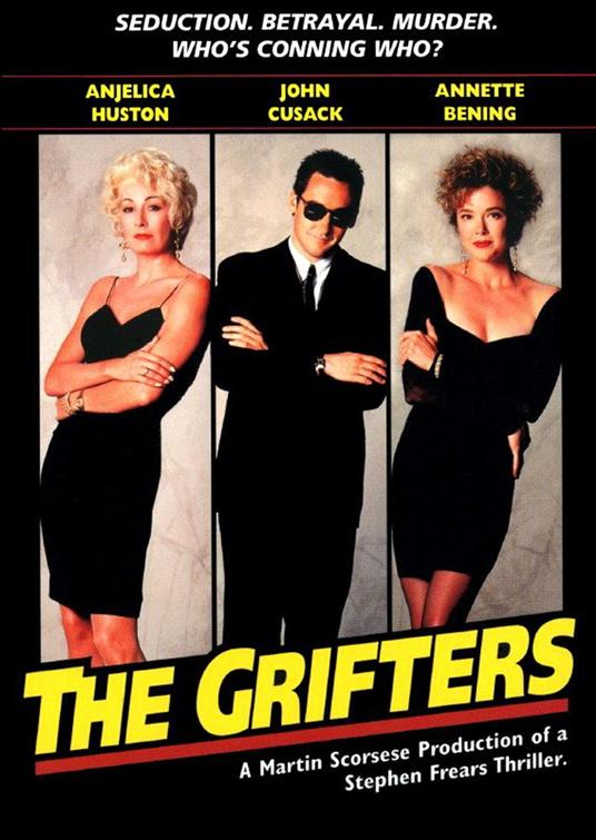 the grifters Find great deals on ebay for the grifters and the grifters dvd shop with confidence.