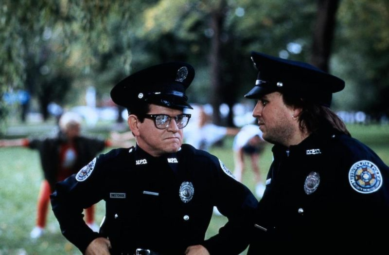 Police Academy 4 Citizens On Patrol picture: police academy 4 citizens ...