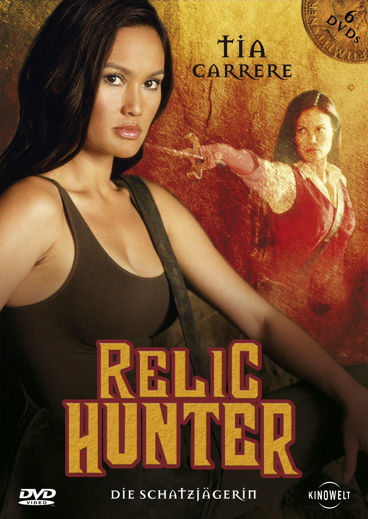 relic hunter 688152l Relic Hunter Caçadora de Relíquias 1ª Temporada  Completa Dual Áudio + Torrent