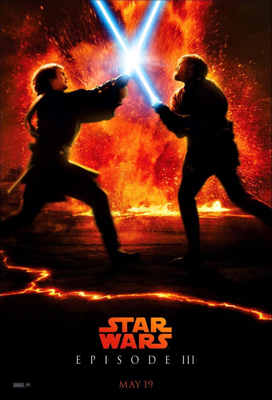 Poster rezolutie mare Star Wars: Episode III - Revenge of the Sith ...