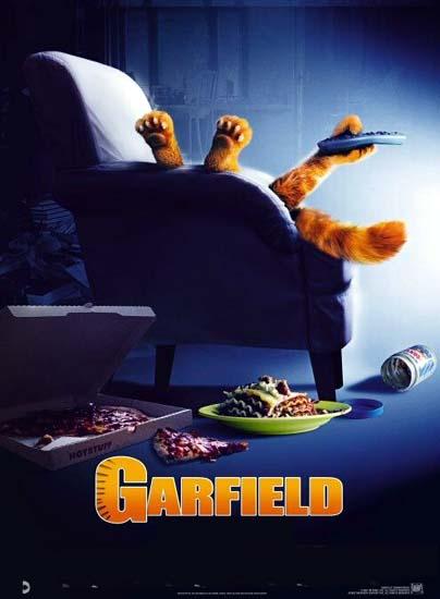 garfield soundtrack: