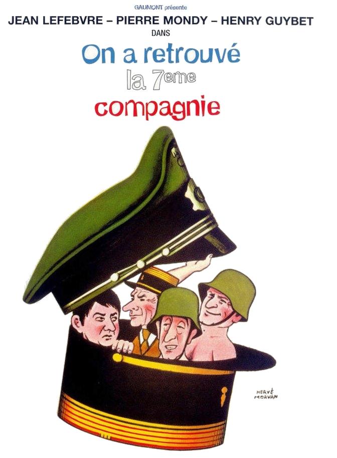 On a retrouve la 7e compagnie 1975 online subtitrat in romana hd
