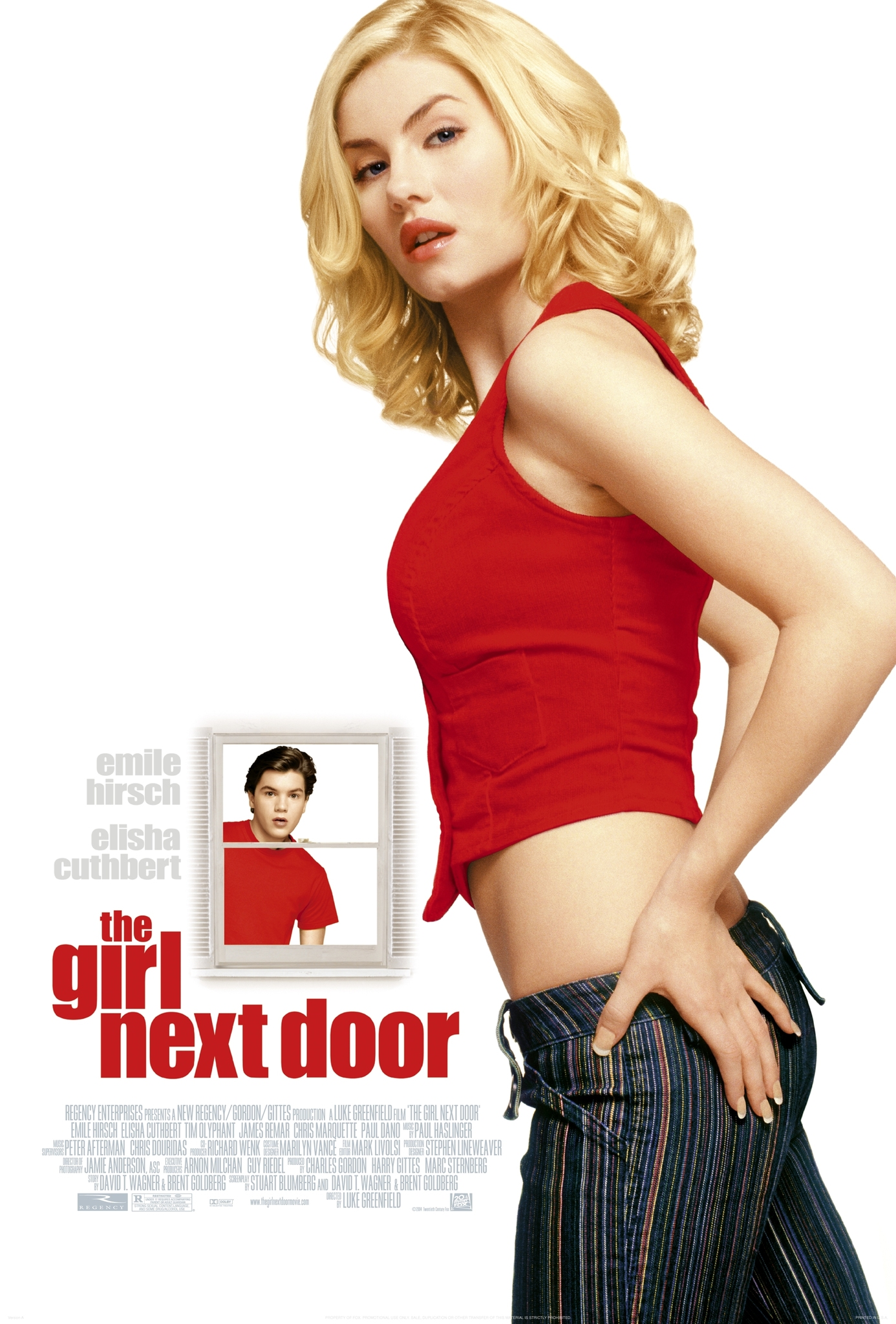 girl of the next door:
