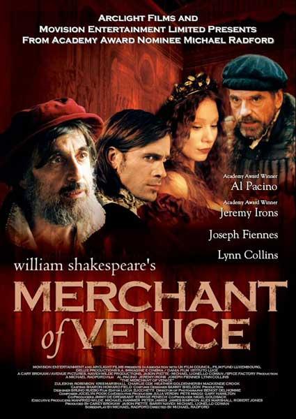 Merchant of Venice Coursework