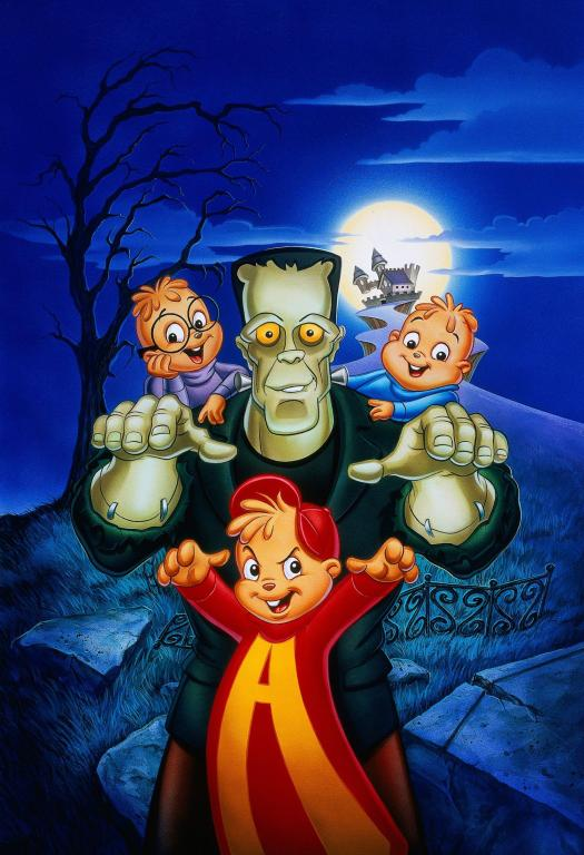 alvin and the chipmunks meet frankenstein wikipedia