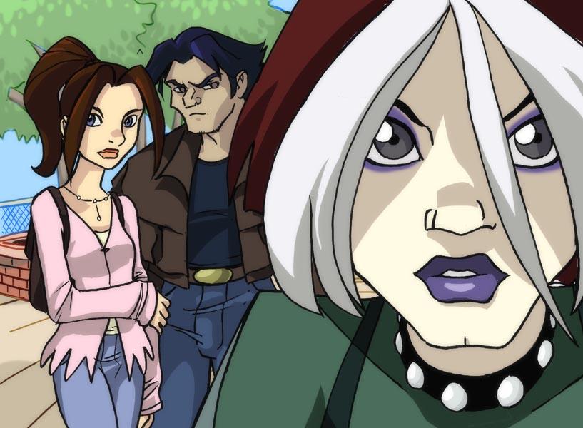 Imagini rezolutie mare X-Men: Evolution (2000) - Imagini X ...