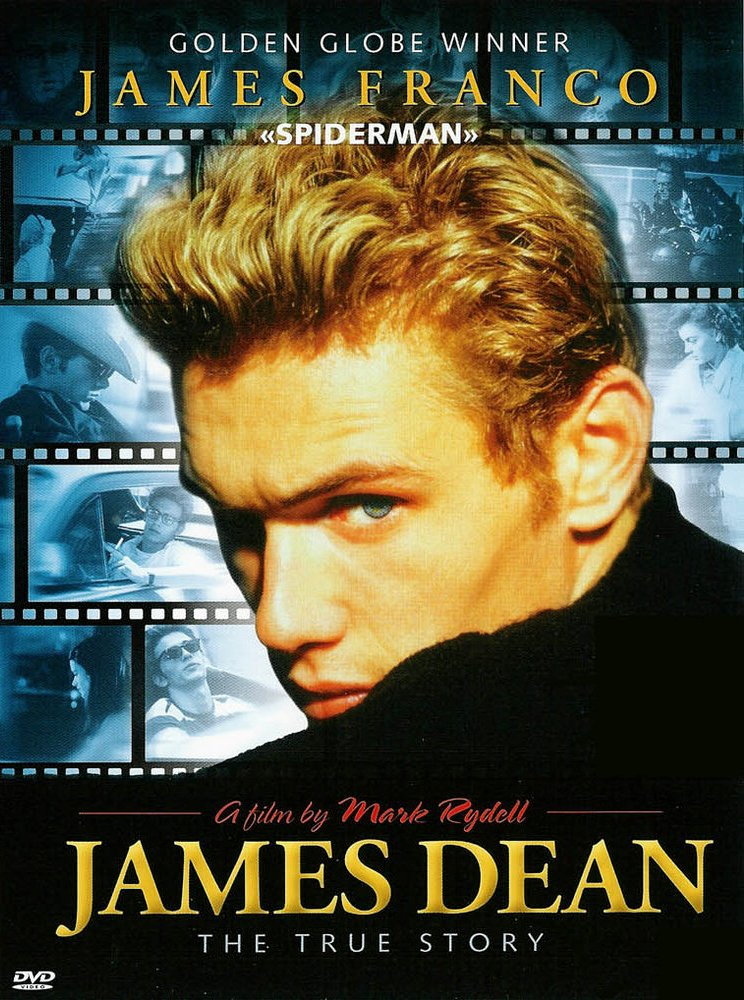 Il était une fois James Dean affiche