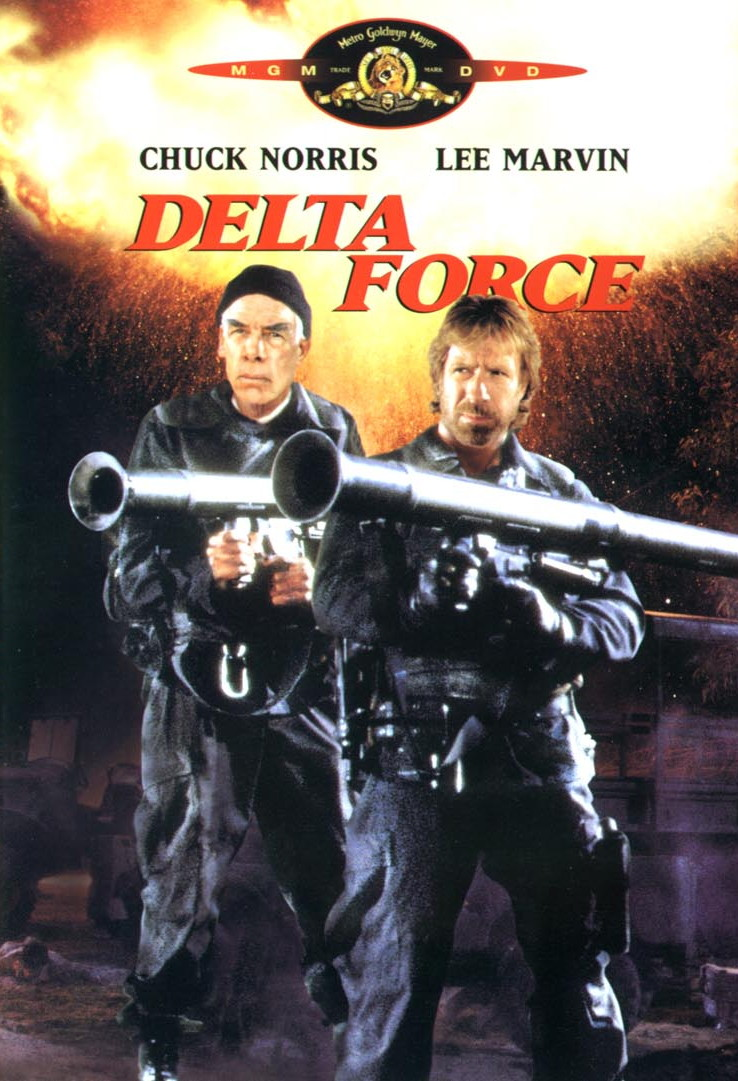 a review of the movie delta force Delta force is one of chuck norris' great action films of the 1980s, combining his brand of martial arts with high-octane thrills when a hostage rescue mission goes.