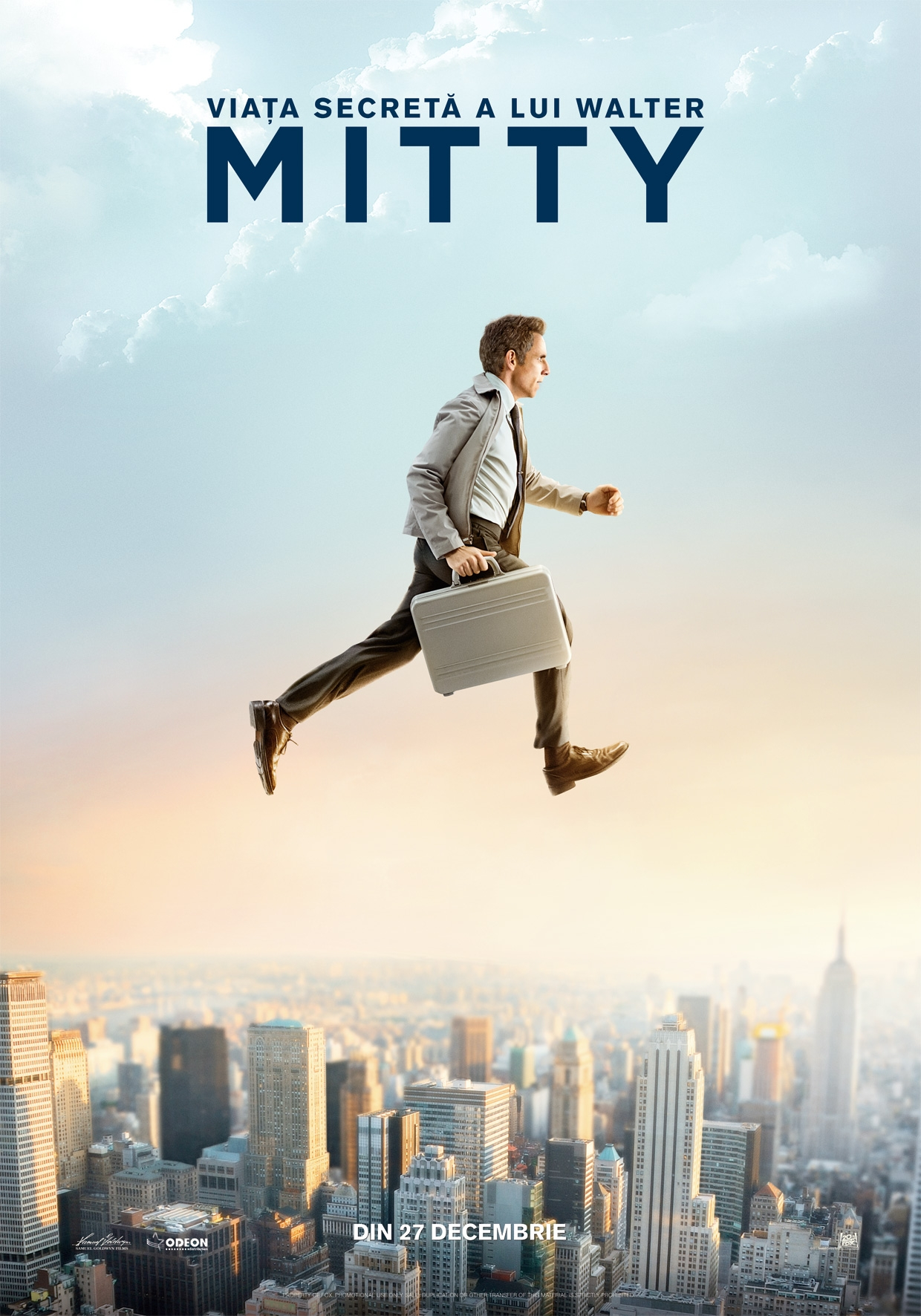 The Secret Life Of Walter Mitty (2013) HD