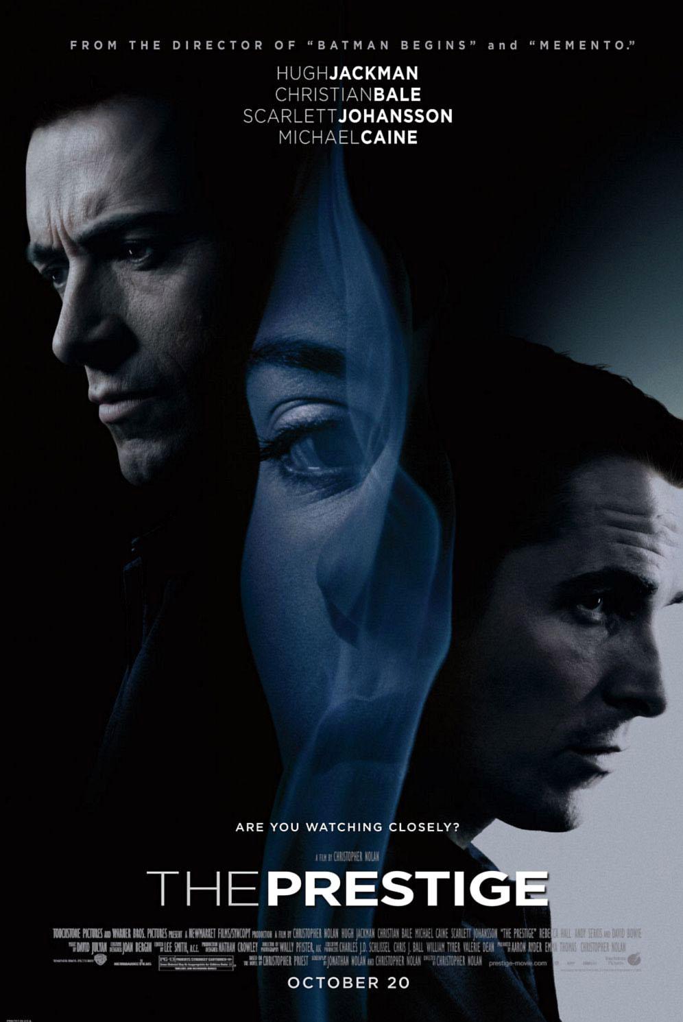 The Prestige - Prestigiul (2006) online subtitrat