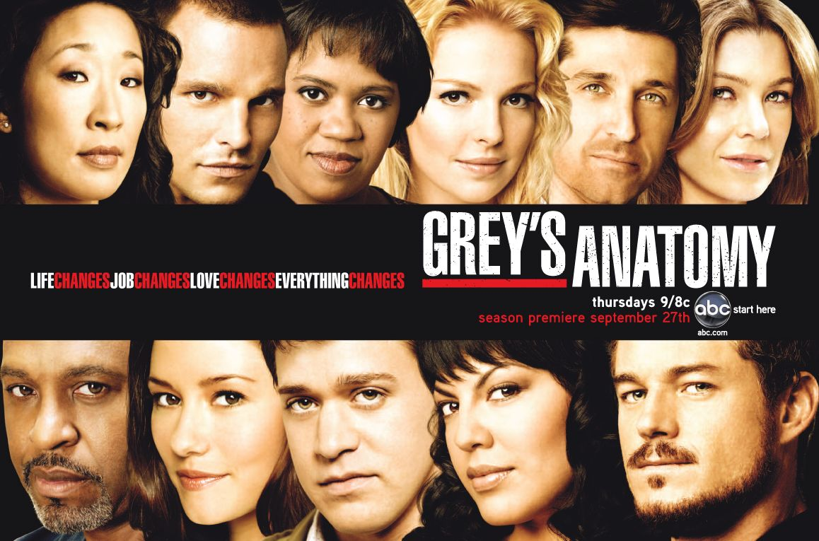 Greys anatomy 2005