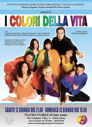 Adua i Giulia: Historia pewnej przyjaĹşni / I colori della vita (2005)