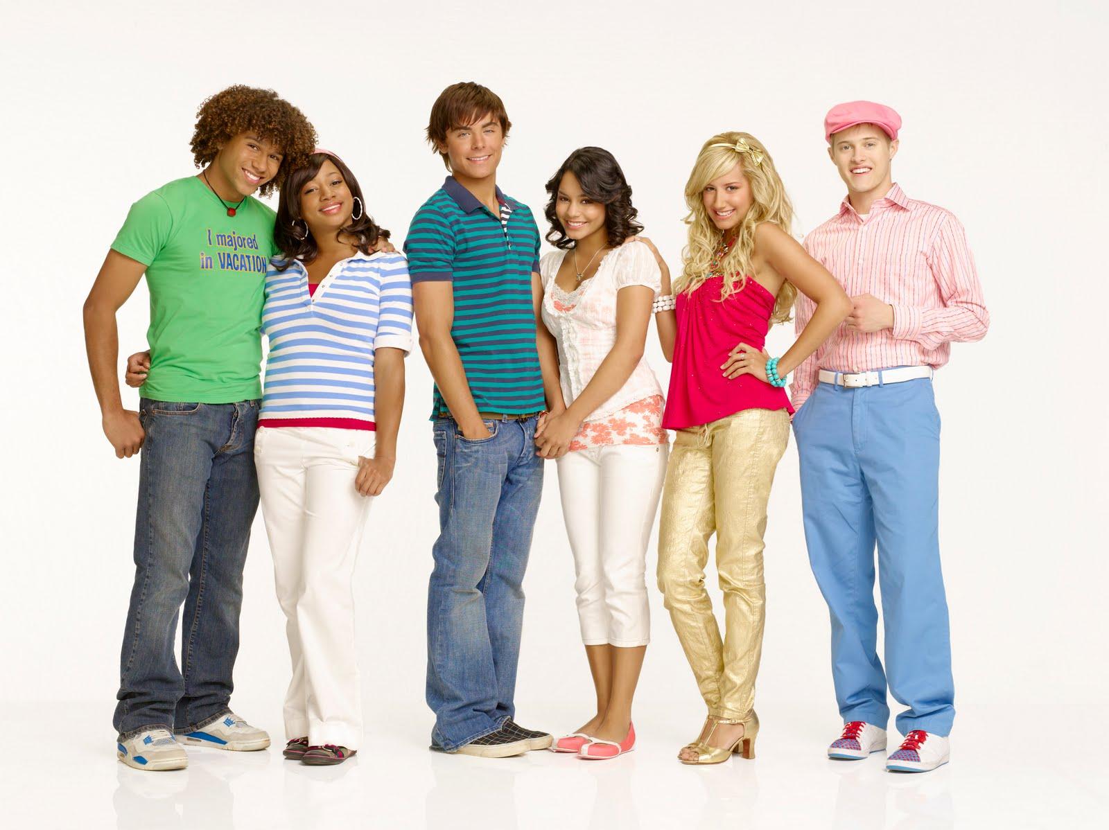 Imagini High School Musical 2 (2007) - Imagini Liceul de ...