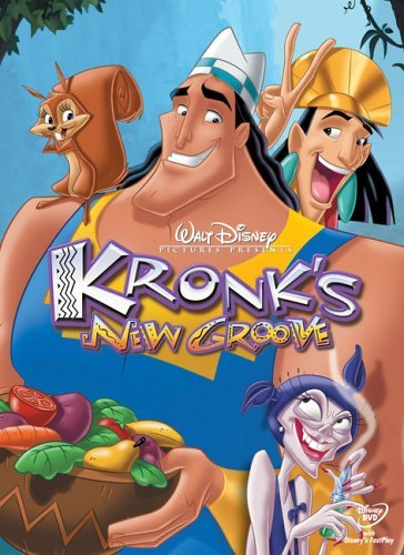 Poster The Emperor's New Groove 2: Kronk's New Groove