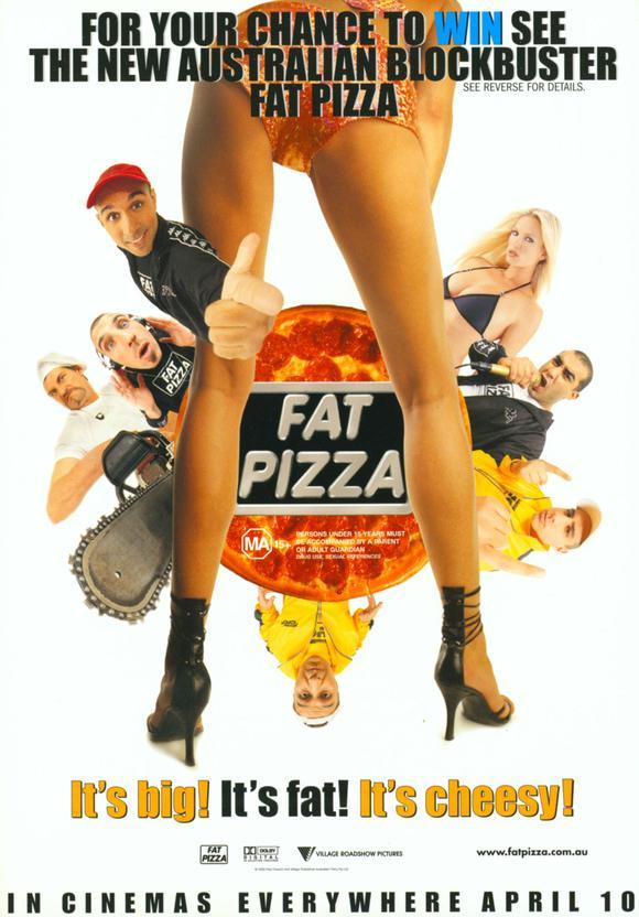 Fat Pizza 18