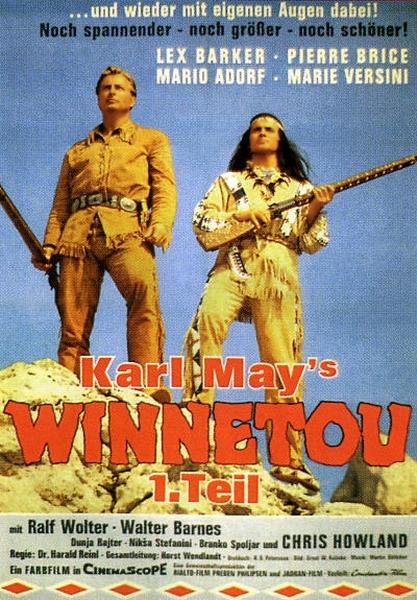 Karl May - Winnetou Und Old Shatterhand - Abenteuer Im Wilden Westen