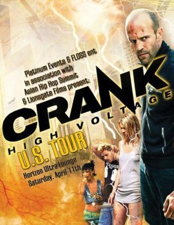 Crank: High Voltage (2009)