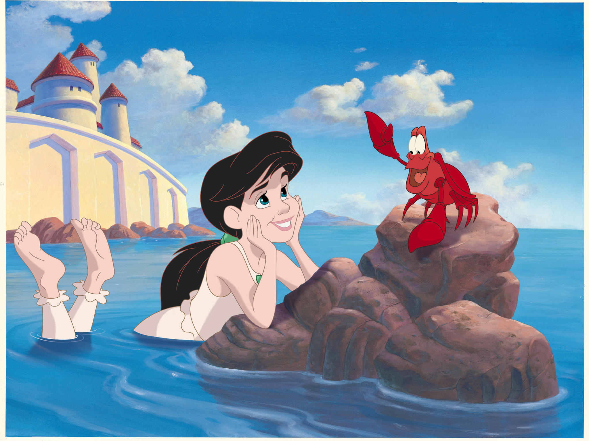 Imagini The Little Mermaid II: Return to the Sea (2000 ...